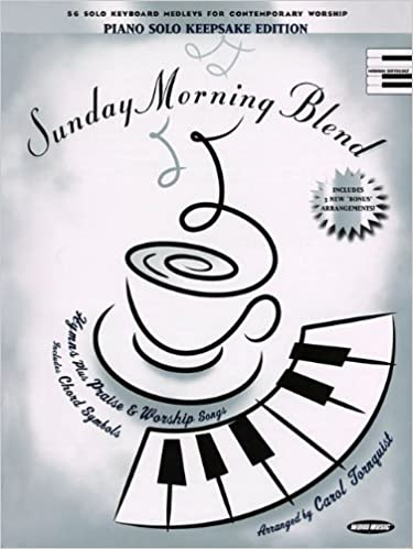 Sunday Morning Blend Keepsake Edition Hal Leonard Corp Carol