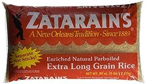 Amazon.com : Zatarain's Enriched Extra Long Grain