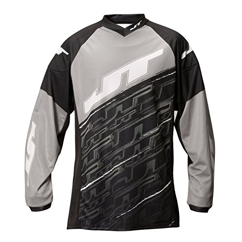 JT 2015 Tournament Jersey (Grey, XXX-Large) by JT
