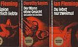 img - for Du lebst nurzweimal/Der Spion der mich Liebte/Der Mann ohne Gesicht book / textbook / text book