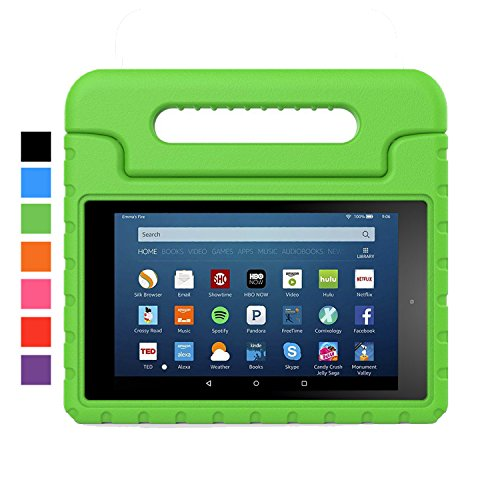 Sztook Case for All-New Amazon Fire HD 8  - Kids Shock Proof