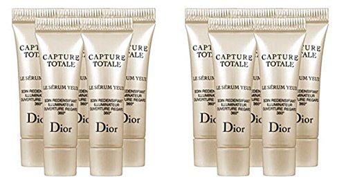 (Dior Capture Totale Le Serum 3ml x 10 tubes (30ml) Travel Size)