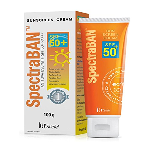 Spectraban Facial Sunblock Cream SPF 60 100 G ( by PPR ) B015VCK2Y0