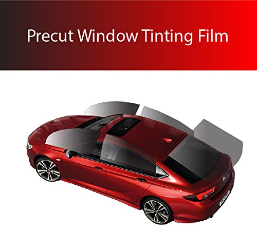 AutoTech Zone Precut Custom Window Tinting Kits for Jeep Grand Cherokee SUV 2014-2018 model with 30% Light ()