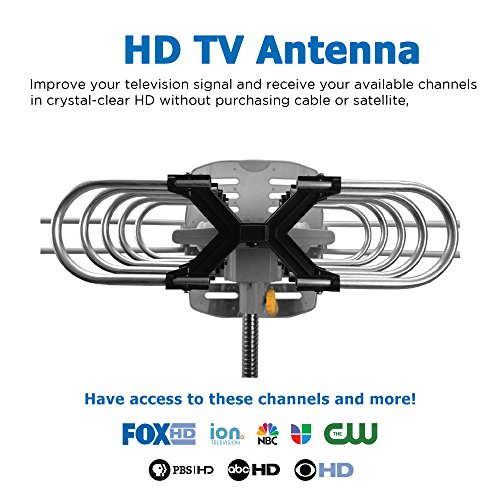 Buy the best indoor tv antenna for rural area