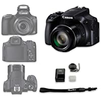 Canon PowerShot SX60 HS Digital Camera - International Version