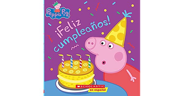 Amazon.com: Peppa Pig: ¡Feliz cumpleaños! (Happy Birthday ...