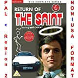 Return of the Saint: The Complete Series [Region 2]