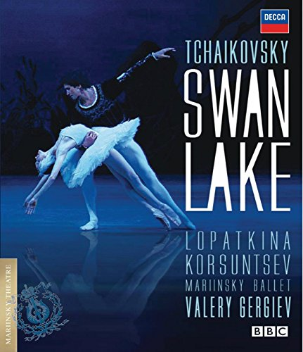 Tchaikovsky: Swan Lake [Blu-ray] (Best Swan Lake Performance)