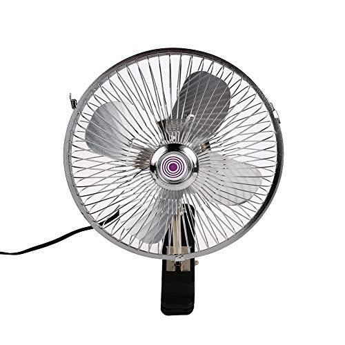Duoying Ventilador del Aire del Coche del Ventilador de enfriamiento del Coche con el Equipo de Poco Ruido del Coche del...