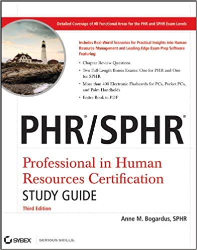 Amazon phr sphr professional in human resources certification amazon phr sphr professional in human resources certification study guide ebook anne m bogardus kindle store fandeluxe Gallery