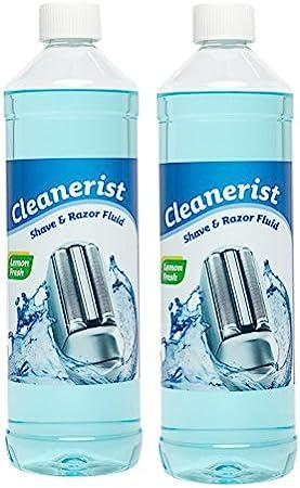 Cleanerist - Limpiador de cabezales de afeitado para maquinilla de ...