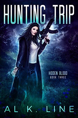 Review Hunting Trip (Hidden Blood Book 3)