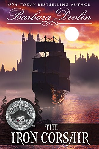 The Iron Corsair (Pirates of the Coast Book 2)