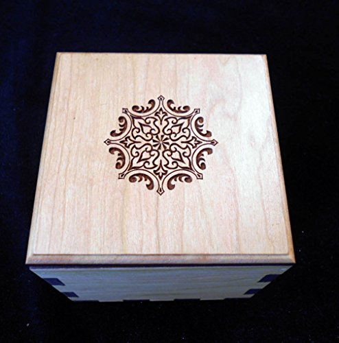 Creative Crafthouse Secret Stash Puzzle Box -