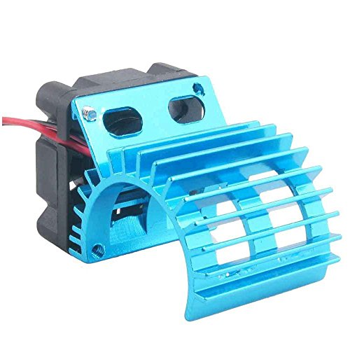 SODIAL(R) Motor Heat Sink Radiator With Cooling Fan for sale  Delivered anywhere in USA