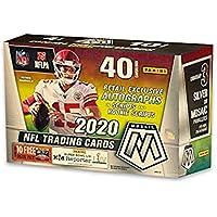 $193 » 2020 Panini Mosaic NFL Football MEGA box (ten 4-card pks/bx)