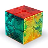 About Product Package included: 1×Cube  Main Feature 1. A very distinctive looking cube.  2. Very easy to rotate.  3. Very fast as well.  4. Smooth and easy to turn with good control.  5. The surface is nice to the touch and high quality. 6. Doesn't ...