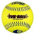 """Half Dozen Evil Ball USSSA 12"""" Softballs 40 cor 325 Compression MP-EVIL-CLAS-Y-2 Classic M 6 Balls"""