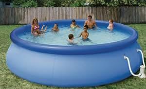 Summer Escapes 18 x 48 Quick Set Swimming Pool Set