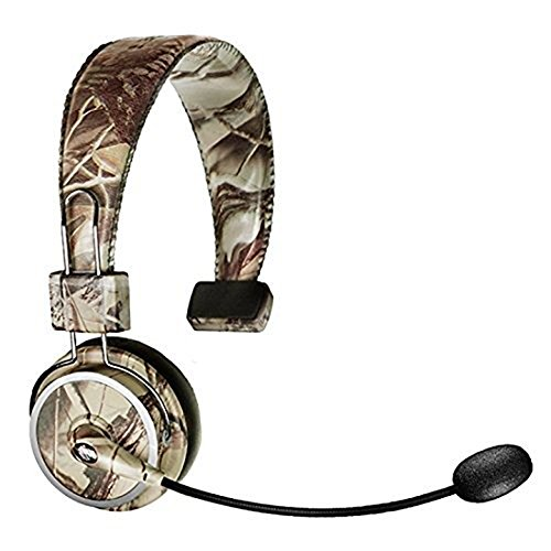 Blue Tiger Elite premium headset - Tree Camo by Blue Tiger