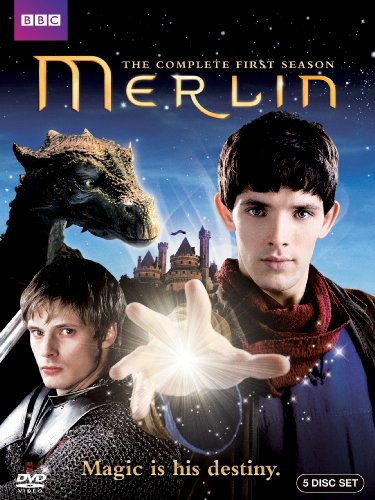Merlin: The Complete First Season (Collector\'s Edition, Boxed Set, Repackaged, 5PC)