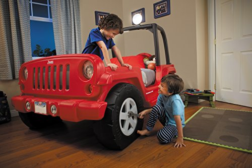 Little Tikes Jeep Wrangler Toddler To Twin Bed 6