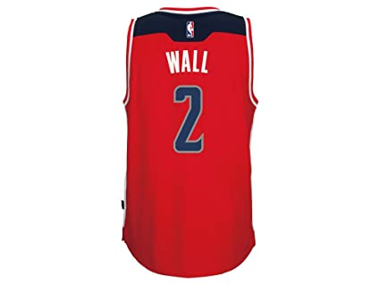 adidas John Wall  2 Washington Wizards Red White Blue Youth Replica Jersey ( e45af03d8