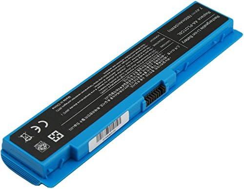 BLESYS - SAMSUNG N310, N315, NC310, X118, X120, X170 Series ordenador portátil del reemplazo de la batería para AA-PB0TC4A, AA-PL0TC6L, AA-PB0VC6