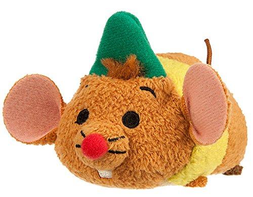 "Disney Cinderella Tsum Tsum Gus 3.5"" Plush"