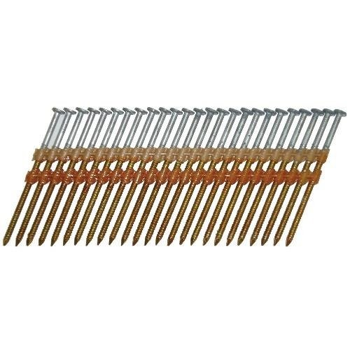 (4,000 Count) Hitachi 10252 - 316 Stainless Steel 3-Inch x .131 RG Full Round Head Framing Nails
