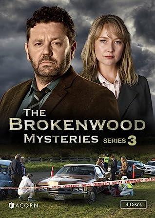 The Brokenwood Mysteries, Series 3