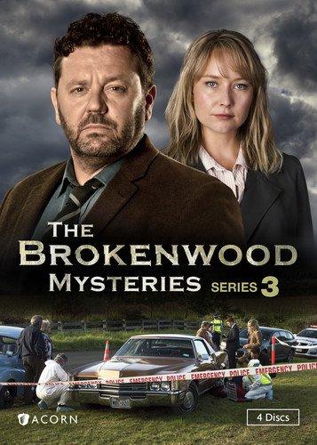 DVD : Brokenwood Mysteries, Series 3 (DVD)