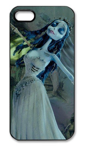 Corpse Bride HD image case cover for iphone 5 black well-designed gift