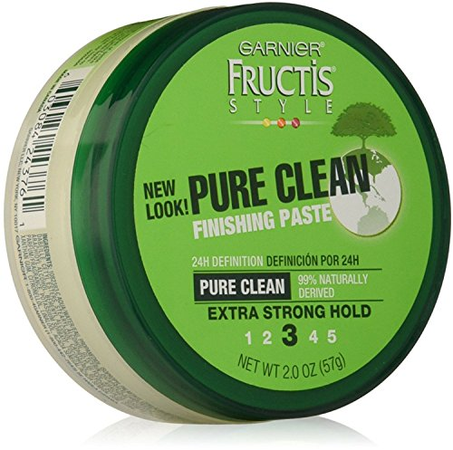 Garnier Fructis Style Pure Clean Finishing Paste, 2.0 Oz (Pack of 3)