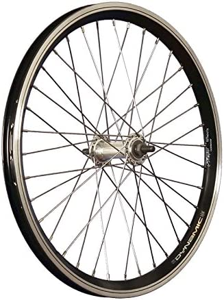 Taylor-Wheels 20 Pulgadas Rueda Trasera Bici Dynamic4 406-19 Negro ...