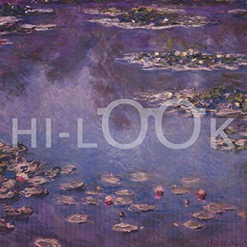 Hi-Look Microfiber Cleaning Cloth - Water Lilies