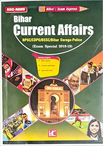 Amazon in: Buy bihar current affairs exam -2018-2019 Book