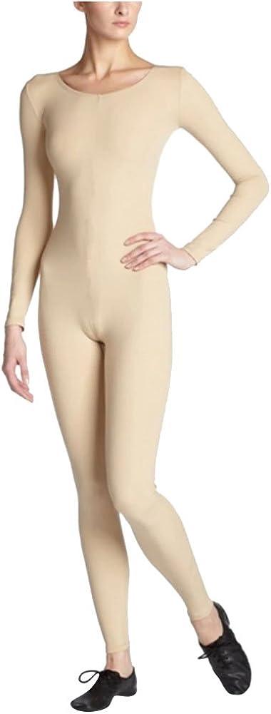 Femmes Manches Longues Entier Skinny Yoga Sportswear Halloween Dancewear