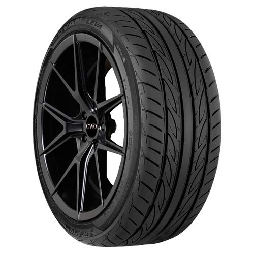 YOKOHAMA ADVAN Fleva V701 All- Season Radial Tire-195/50R15 82V