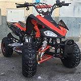 Quad ATV 125cc 4 tiempos con arranque electrico y marcha atrás/Mini quad para jovenes