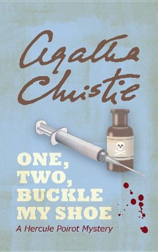 book cover of One, Two, Buckle My Shoe