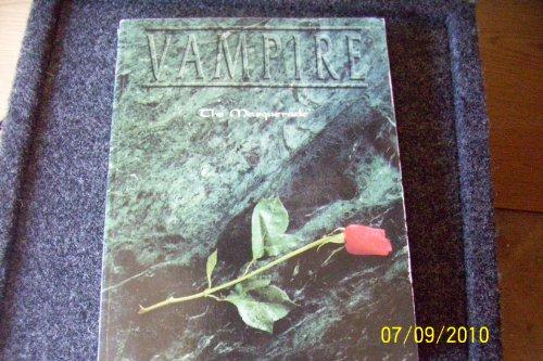 Vampire: The Masquerade, by Mark Rein Hagen, Graeme Davis, Tom Dowd, Lisa Stevens, Stewart Wieck, Andrew Greenberg, Nicole Lindroos