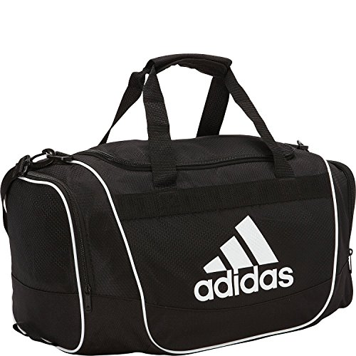 Adidas Defense Small Duffel Black/White