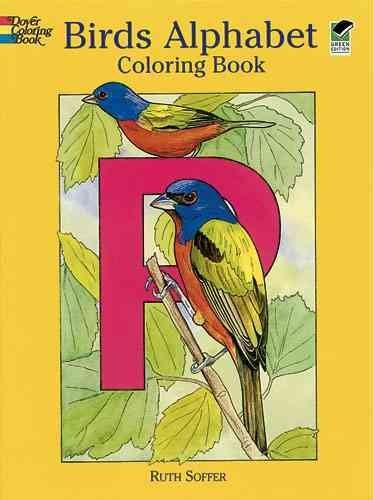 [Birds Alphabet: Coloring Book] (By: Ruth Soffer) [published: June, 2005]