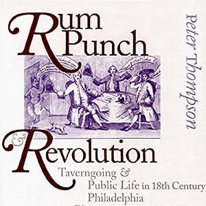 Rum Punch & Revolution Audiobook