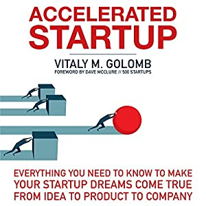 Accelerated Startup Audiobook