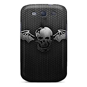 Premium Avenged Sevenfold Back Cover Snap On Case For Galaxy S3