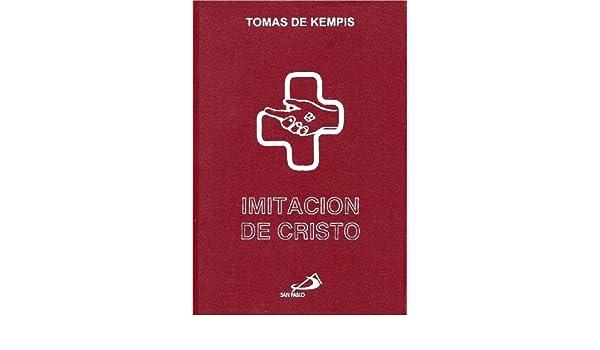 Imitación De Cristo: Tomás de Kempis, Pbro. Agustín Magaña Méndez: 9789706120403: Amazon.com: Books