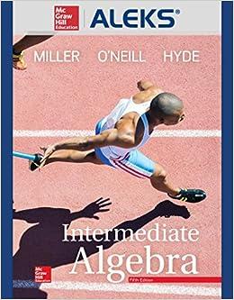 Book ALEKS 360 Access Card (11 weeks) for Intermediate Algebra